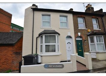 Thumbnail 4 bedroom terraced house to rent in Cumberland Road, London