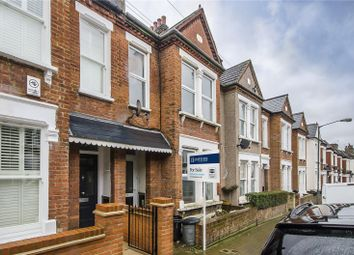 Thumbnail 3 bed terraced house for sale in Dagnan Road, London