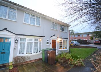 Thumbnail 3 bedroom end terrace house for sale in Roborough Close, Eastbourne