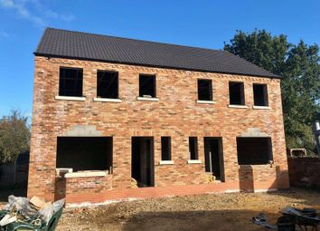 Thumbnail 3 bed semi-detached house for sale in Wharf Road, Crowle, Scunthorpe