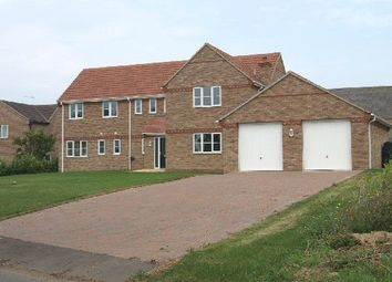 Thumbnail 5 bed detached house to rent in Lavender Mills, Fallow Corner Drove, Manea, March, Cambridgeshire