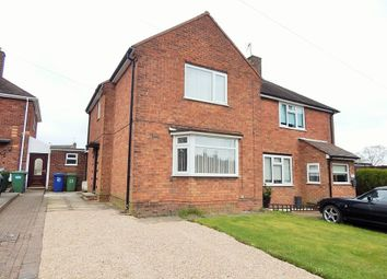 Thumbnail 2 bed semi-detached house to rent in Westminster Road, Cannock
