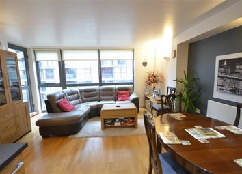 Thumbnail 2 bed flat for sale in The Danube, 36 City Road East, Manchester