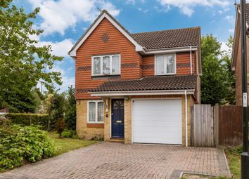 Thumbnail 3 bed detached house for sale in Fenchurch Road, Maidenbower, Crawley