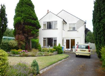 Thumbnail 3 bed detached house for sale in Hennings Park Road, Poole