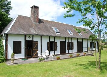 Thumbnail 5 bed property for sale in Baillolet, Seine-Maritime, France