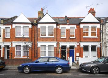Thumbnail 4 bed terraced house for sale in Rowallan Road, Fulham