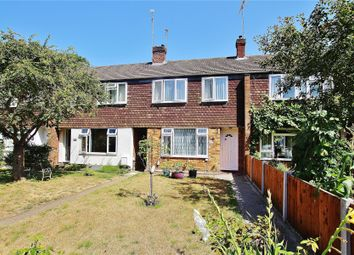 Thumbnail 3 bed terraced house for sale in Brookwood, Woking, Surrey