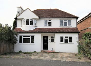 Thumbnail 3 bed detached house for sale in East Drive, Carshalton, Surrey