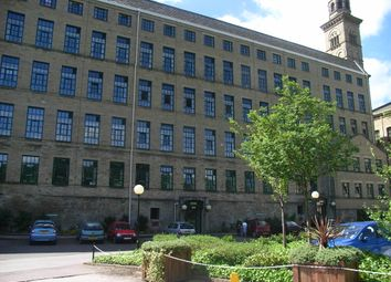 Thumbnail 2 bed flat for sale in Victoria Road, Saltaire, Shipley