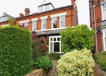 Thumbnail 5 bed semi-detached house to rent in Station Road, Kings Norton / Bournville, Birmingham