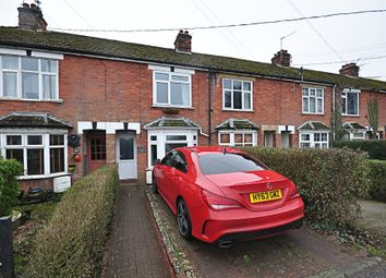 Thumbnail 2 bed terraced house to rent in Victoria Road, Diss