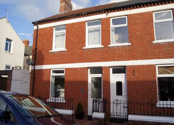 Thumbnail 2 bedroom end terrace house for sale in Spencer Street, Cardiff