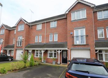 Thumbnail 3 bed town house for sale in 5 Sheldon Drive, Macclesfield