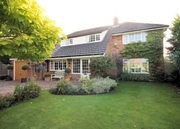 Thumbnail 5 bed property for sale in Mainwaring Road, Over Peover, Knutsford