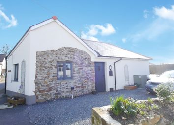 Kings Nympton, Umberleigh EX37. 2 bed detached bungalow for sale