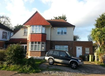 Thumbnail 5 bed detached house for sale in Somerset Close, New Malden