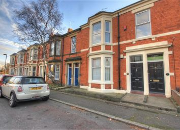 Thumbnail 2 bedroom flat for sale in Fairfield Road, West Jesmond, Newcastle Upon Tyne