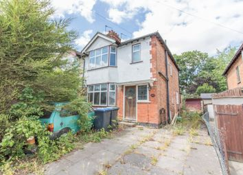 Thumbnail 3 bed semi-detached house for sale in Kingsley Avenue, Rugby