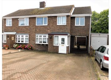 Thumbnail 4 bed semi-detached house for sale in Boyce Road, Stanford-Le-Hope
