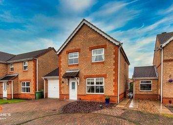 Thumbnail 4 bed detached house for sale in Fenners Avenue, Bottesford, Scunthorpe