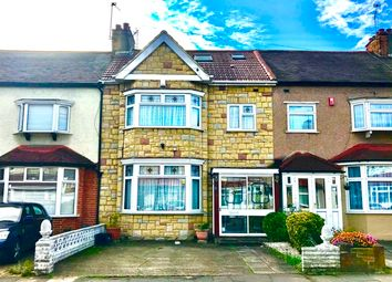 Thumbnail 4 bed terraced house for sale in Cranley Road, Ilford