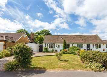 Thumbnail 2 bed semi-detached bungalow for sale in Manor Grove, Fifield, Maidenhead, Berkshire