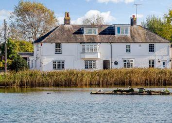 Slipper Road, Emsworth PO10. 4 bed link-detached house for sale