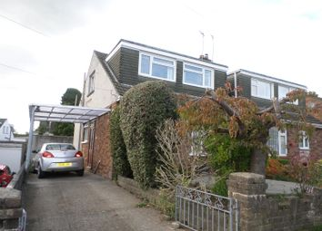 Thumbnail 3 bed semi-detached bungalow for sale in Caer Berllan, Pencoed, Bridgend
