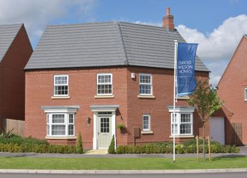 "Thumbnail 4 bedroom detached house for sale in ""Ashtree"" at Costock Road, East Leake, Loughborough"