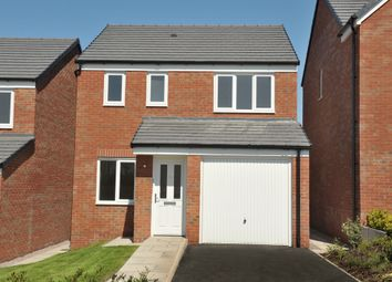 """Thumbnail 3 bedroom detached house for sale in """"The Rufford"""" at Upton Drive, Off Princess Way, Burton Upon Trent"""