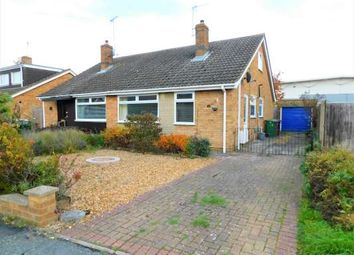 Thumbnail 2 bed semi-detached bungalow to rent in Talbot Avenue, Orton Longueville