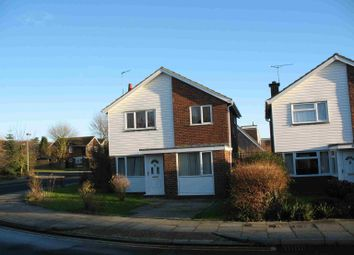 Thumbnail 1 bed semi-detached house to rent in Salisbury Road, Canterbury, Kent