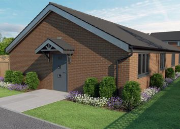 Thumbnail 2 bed bungalow for sale in Walcot Grove, Eaton Park, Stoke-On-Trent