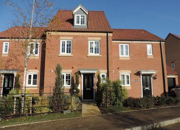 Thumbnail 3 bed terraced house to rent in Newmarket Avenue, Bourne, Lincolnshire