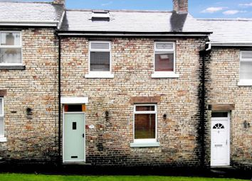 Thumbnail 2 bedroom terraced house for sale in Margaret Terrace, Rowlands Gill