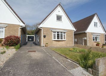 Thumbnail 2 bed detached house for sale in Brenig Close, Barry