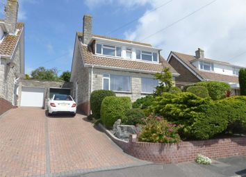 Thumbnail 3 bed detached bungalow for sale in Churchward Avenue, Weymouth, Dorset