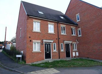 Thumbnail 3 bed semi-detached house for sale in Brook Street, Shepshed, Loughborough