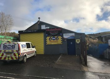 Thumbnail Commercial property for sale in Goosegate, Heathy Lane, Holmfield, Halifax
