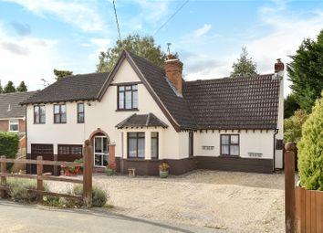 Thumbnail 5 bed detached house for sale in Branksome Hill Road, College Town, Sandhurst, Berkshire