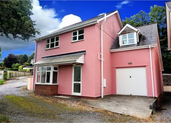 Thumbnail 4 bed detached house for sale in Dart Bridge Road, Buckfastleigh