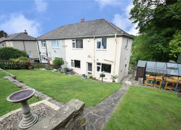 Thumbnail 3 bed semi-detached house for sale in Rivock Avenue, Keighley, West Yorkshire