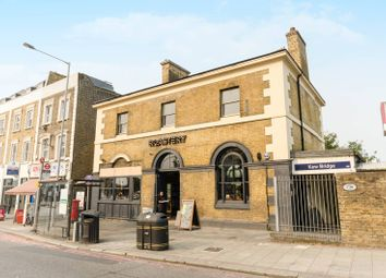 Thumbnail 3 bed flat for sale in Kew Bridge Road, Kew Bridge
