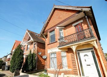 Thumbnail 2 bedroom flat to rent in Markham Road, Charminster, Bournemouth