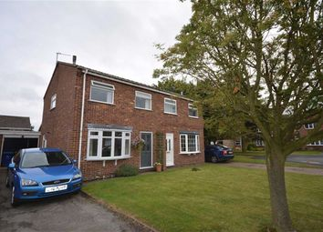 Thumbnail 3 bed semi-detached house for sale in Hillcrest, Tutbury, Burton Upon Trent, Staffordshire