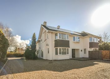 Thumbnail 4 bed detached house for sale in Rectory Road, Burnham-On-Sea, Somerset