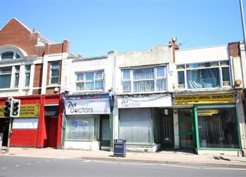 Thumbnail Studio for sale in Fratton Road, Fratton, Portsmouth