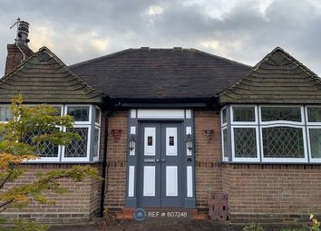 Thumbnail 3 bed bungalow to rent in Thistleberry Avenue, Newcastle