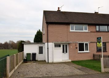 Thumbnail 2 bed semi-detached house to rent in Pennine Way, Harraby, Carlisle